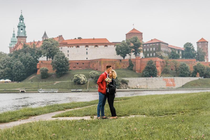 zareczyny w Krakowie