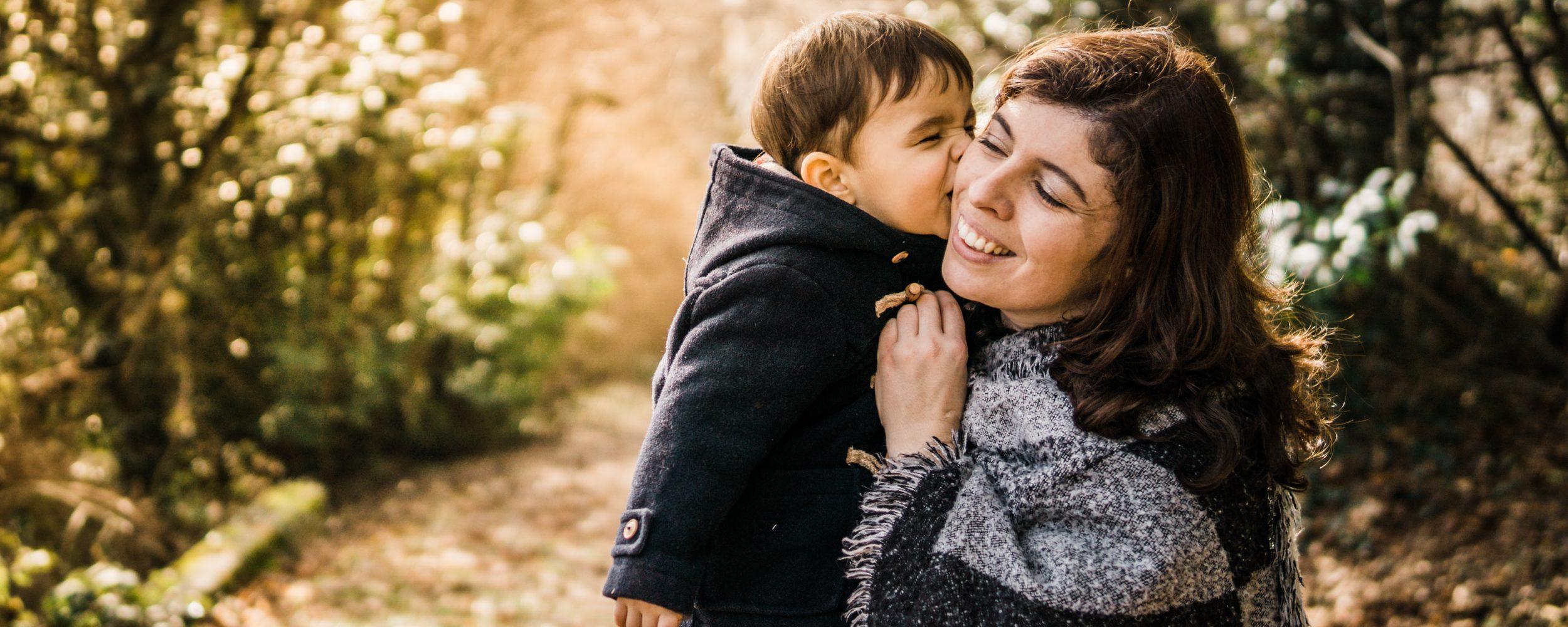 fotograf krakow sesja mama i syn