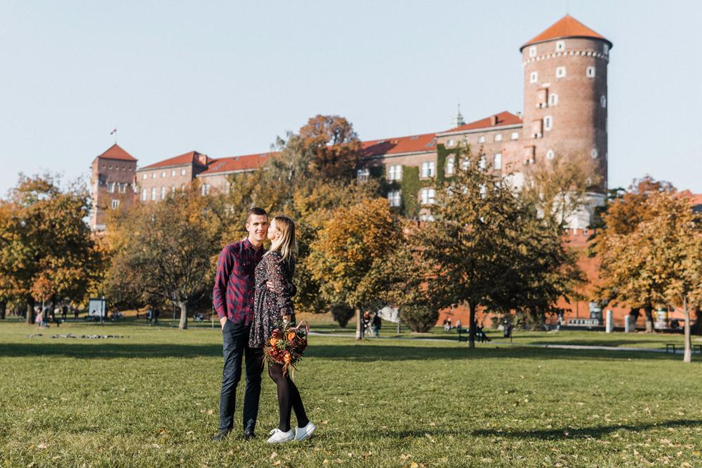 Oswiadczyny w Krakowie