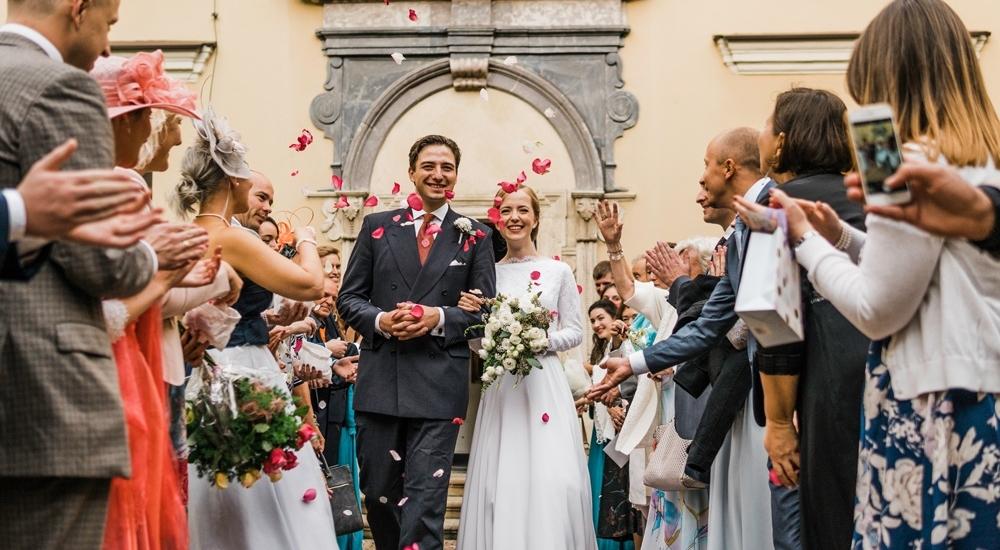 Wedding photographer Cracow slub Kosciol pw Nawrocenia sw Pawła