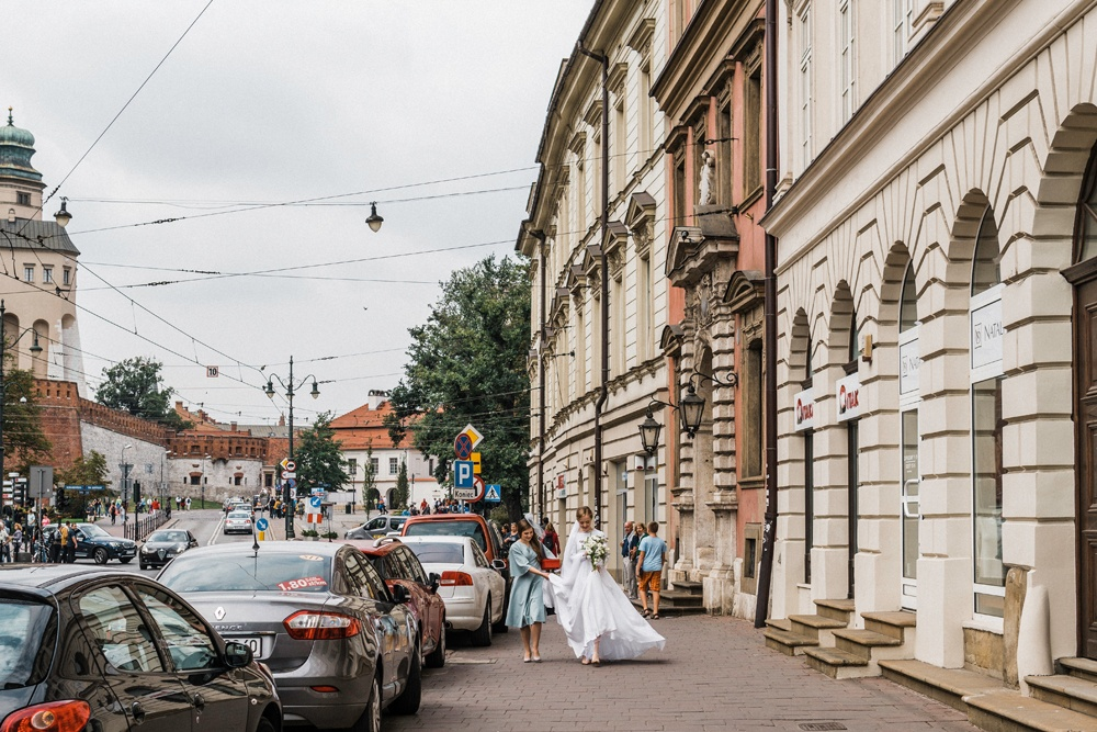 Wedding photographer cracow slub Kosciol Nawrocenia sw Pawła krakow