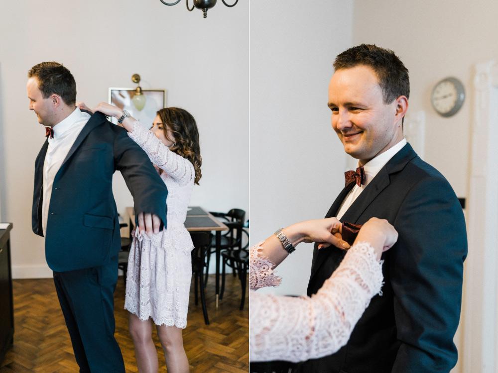 kameralny slub w krakowie fotograf slubny