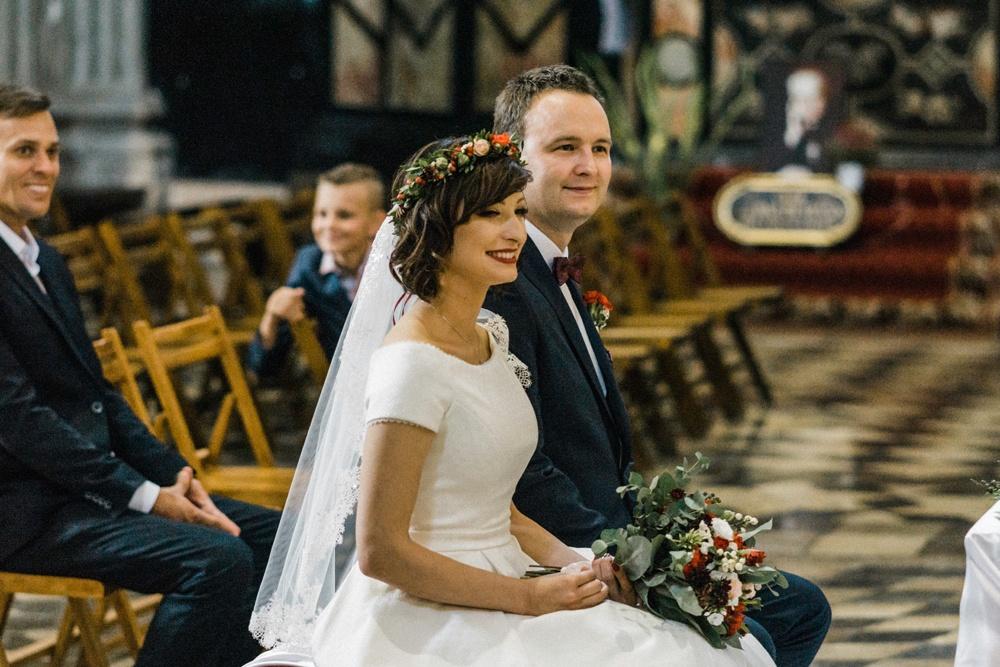 kosciol sw. Anny slub w Krakowie fotograf
