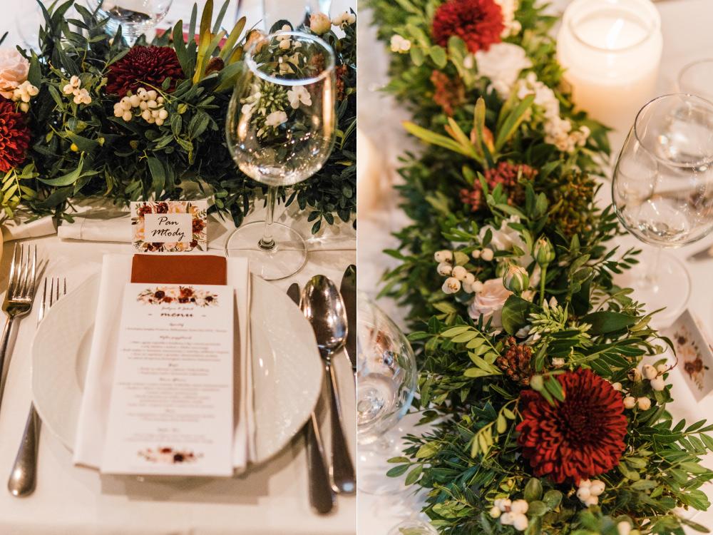 obiad weselny w krakowie restauracja kogel mogel