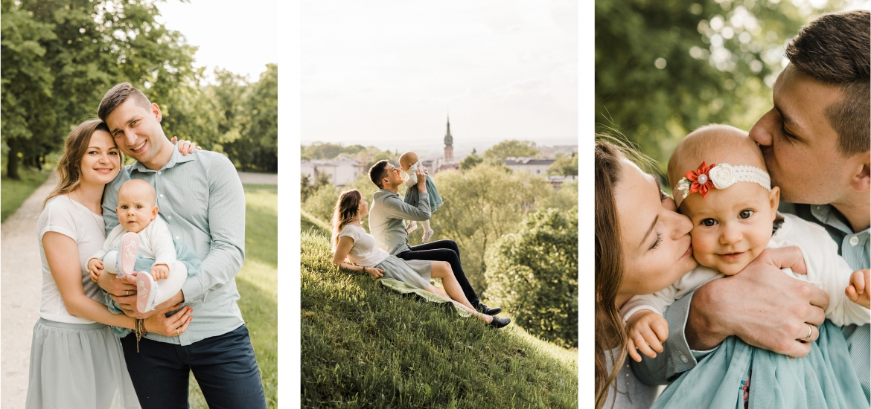 Sesja rodzinna fotograf krakow