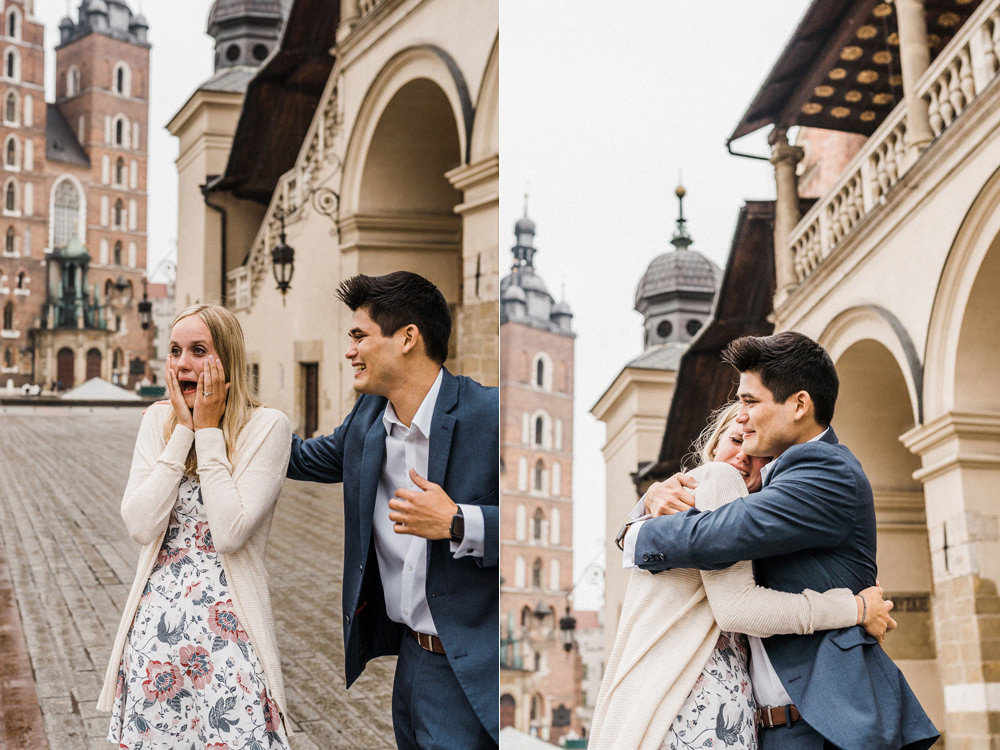 proposal cracow photographer