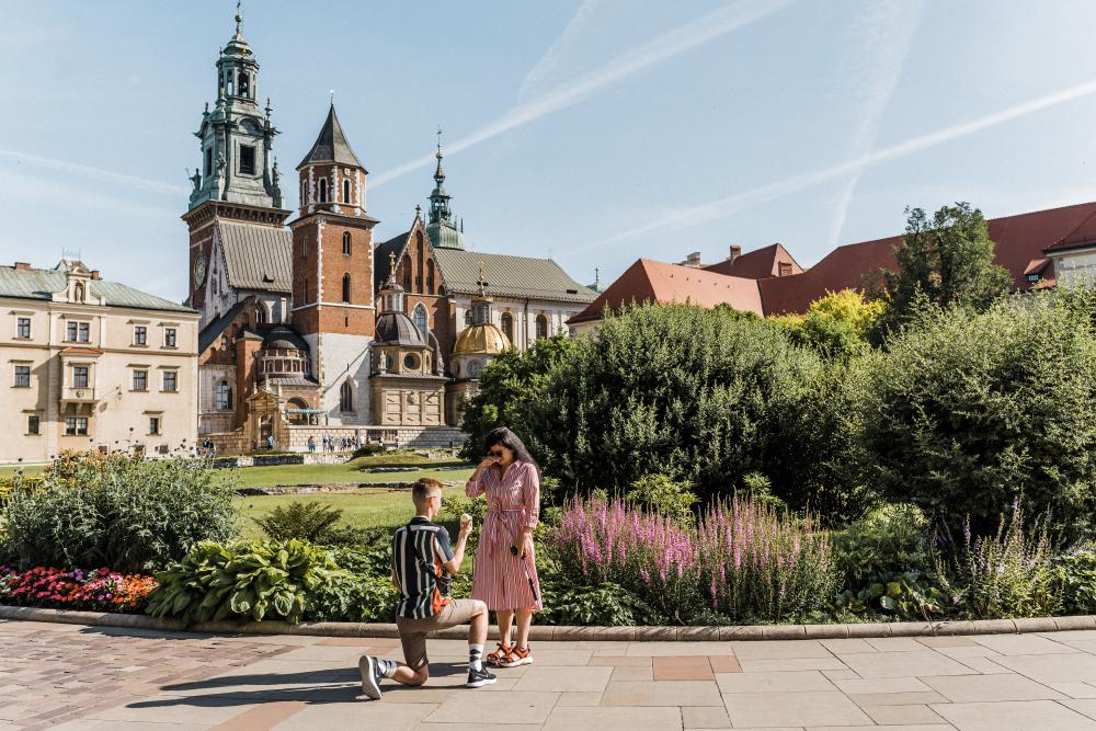 Fotografowanie oswiadczyn Krakow
