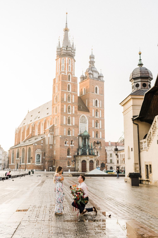 Oswiadczyny Krakow Rynek Glowny