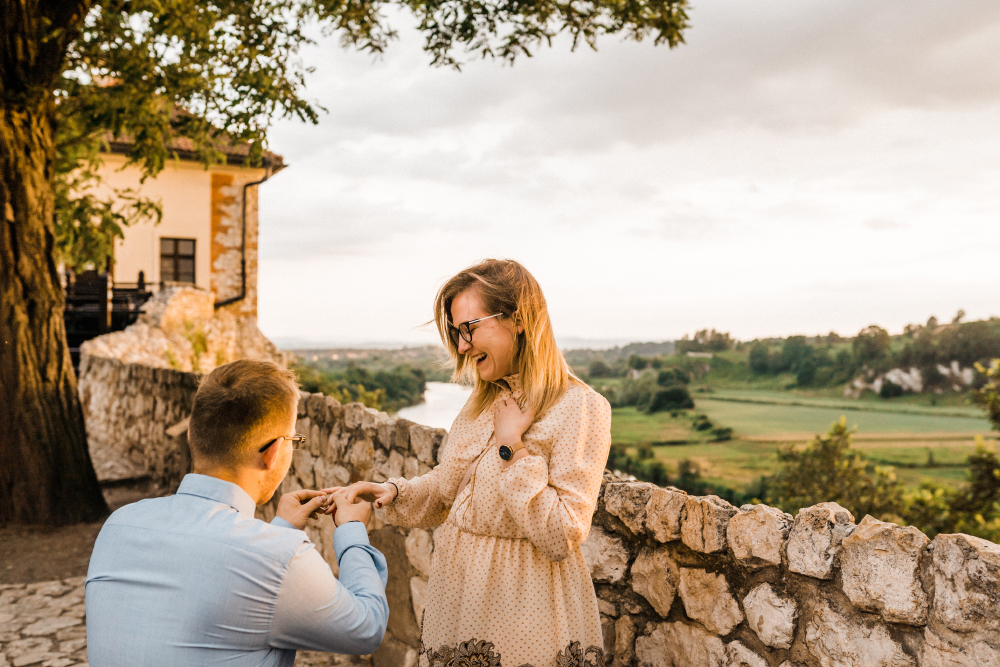 Where to propose in Cracow