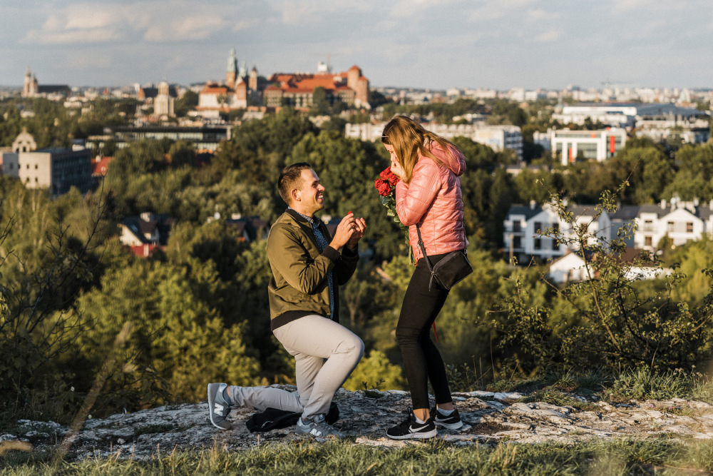 Where to propose in Cracow Zakrzowek