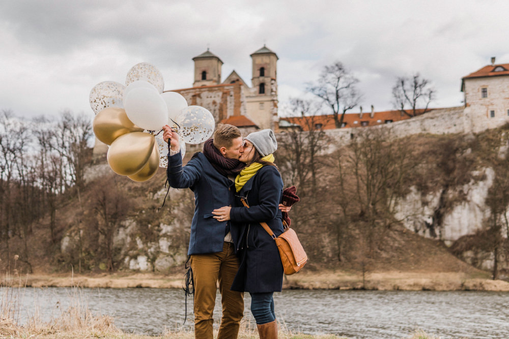 Where to propose in Cracow Tyniec