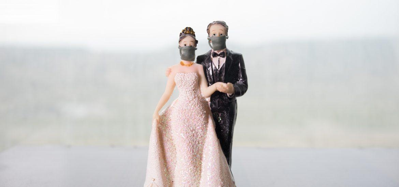 Ślub i wesele w czasie epidemii