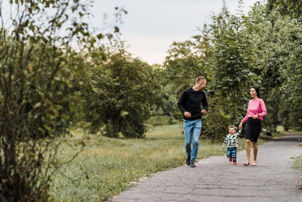 Sesja zdjeciowa z poltorarocznym dzieckiem Krakow