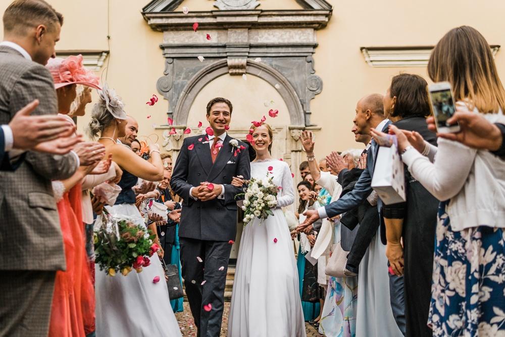 obowiązek noszenia maseczki na ślubie