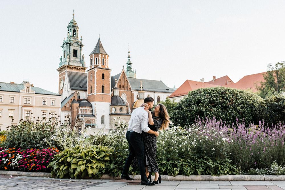 Wawel sesja zdjeciowa