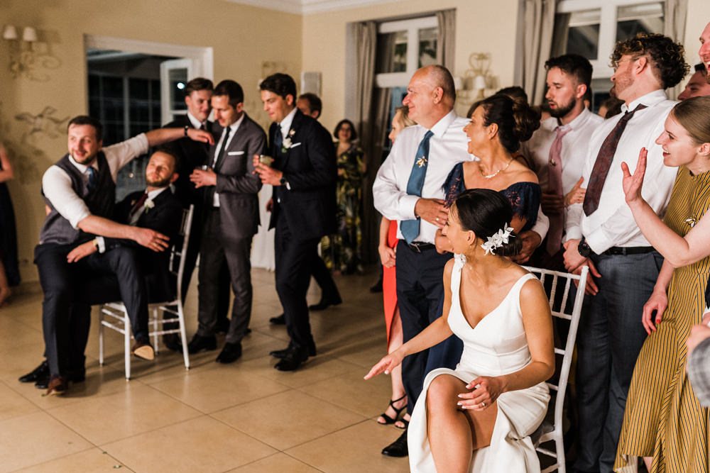 fajne zabawy na wesele