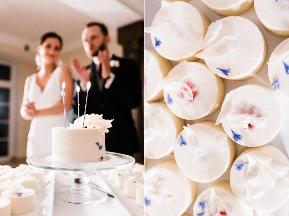 mini torciki weselne