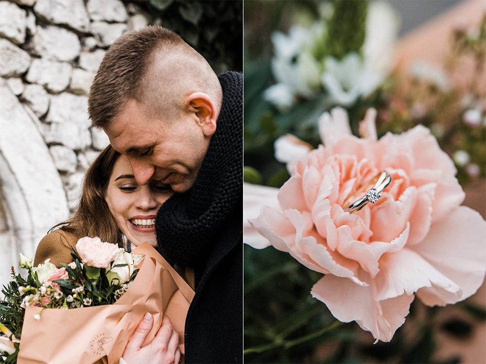 surprise proposal polish photographer
