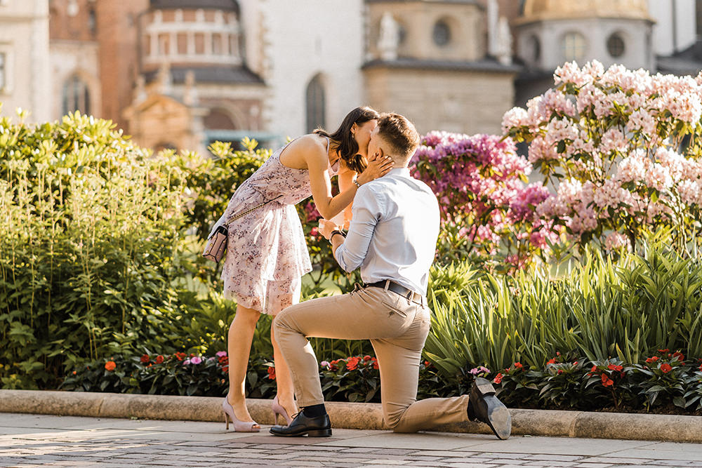 where to propose wawel castle